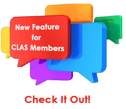 CLAS Discussion Forums